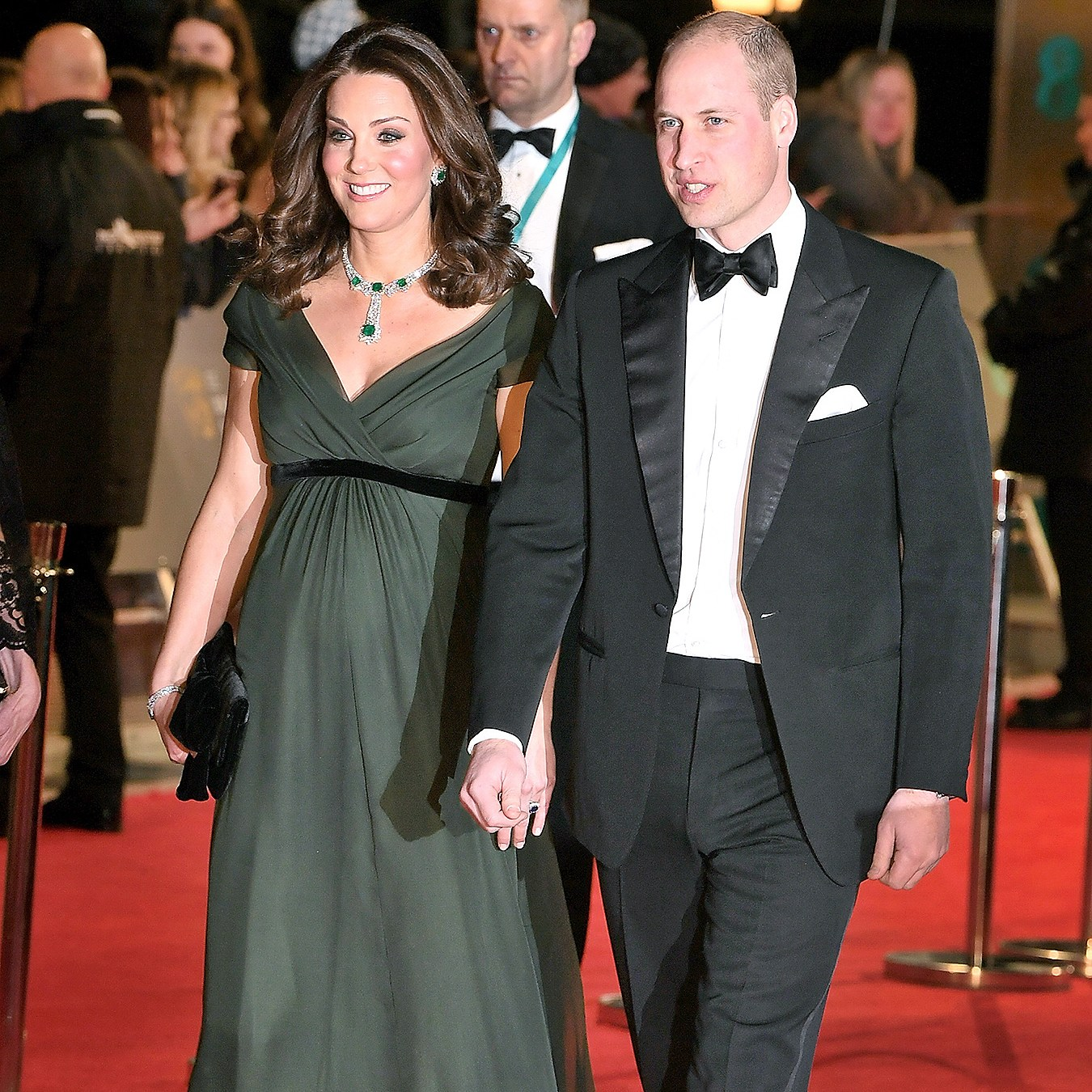 Kate Middleton, Prince William, BAFTA, EE British Academy Film Awards